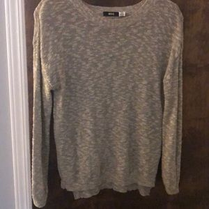 Urban Outfitter's gray sweater
